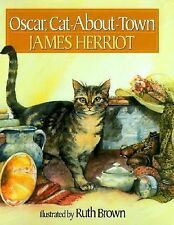 Oscar, Cat-About-Town Herriot, James Hardcover