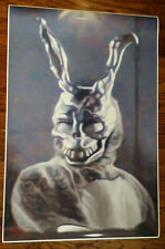 "Donnie Darko 36"" x 24"" Movie Poster Frank the Rabbit Theater Digital Painting"