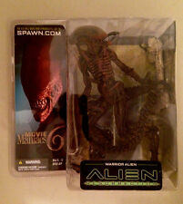2003 MCFARLANE MOVIE MANIACS SERIES 6 ALIEN RESURRECTION WARRIOR ALIEN FIGURE