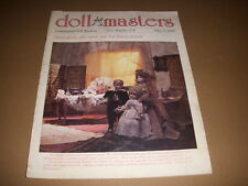 Doll Masters Catalogued Doll Auction, Los Angeles, CA, May 12, 1990, Theriault's