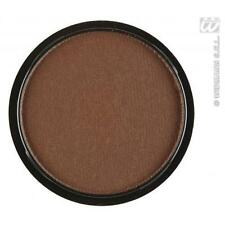Water Based Fancy Dress Makeup Make Up Face Paint 15g - BROWN