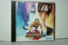 THE KING OF FIGHTERS'97 GIOCO USATO OTTIMO SONY PSX PSONE ED JAPAN SC2 40245