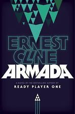 Armada by Ernest Cline (2015, Hardcover) + Rune of the Apprentice by Stone ARC