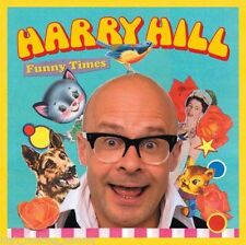 Harry Hill: Funny Times CD Album I Wanna Baby Martin Fry William Roache Comedy