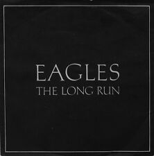 "EAGLES THE LONG RUN LP RECORD 12"" w/INNER GATEFOLD"