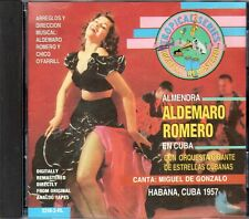 Aldemaro Romero en Cuba Oquesta Gigante de Estrellas  Cubanas NEW -SEALED  CD