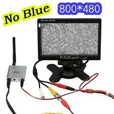 NO blue FPV Monitor 7 inch Monitor LCD 800x480 Video Screen for RC Multicopter