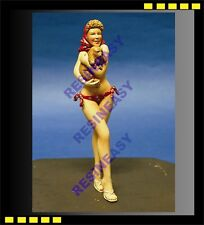 Resin Model Kit 1/16 (120mm)  Little Miss Mischief - L1026