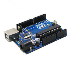New UNO R3 Development Board ATmega328P for Arduino Compatible (with USB Cable)