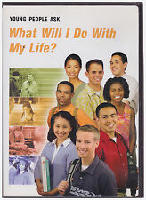 Young People Ask- What Will I Do With My Life? (DVD, 2004) New
