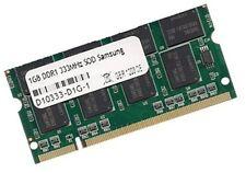 1GB RAM für HP Compaq nc8000 nx5000 nx6100 DDR Speicher