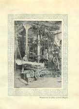 1920 Italy Naples Manufacture Of Railway Material I