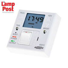 Timeguard FST77 7 Day Fused Switch Spur Timer Time Switch