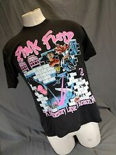 Pink Floyd Tour Shirt 1988 Vintage Tshirt 1980s A Momentary Lapse Of Reason 80s