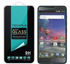 TechFilm® Tempered Glass Screen Protector Saver For ZTE Grand X Max 2