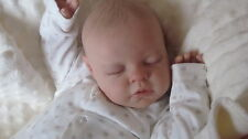 Custom made reborn newborn fake baby lifelike doll reva serah xmas Noah boy girl