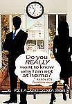 DO YOU REALLY WANT TO KNOW WHY I AM NOT AT HOME - GREGORY WRIGHT (HARDCOVER) NEW