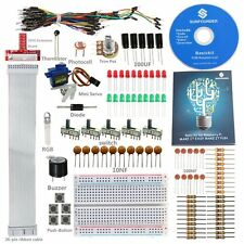 SunFounder Basic Starter Kit For Raspberry Pi with 26-Pin GPIO Extension Board