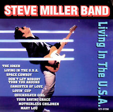 STEVE MILLER BAND**LIVING IN THE U.S.A.**CD