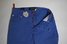 NWT $1095 Kiton Napoli Jeans 28 30 Handmade in Italy (Comfort Special Edition)