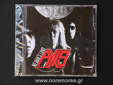 AXIS - NO MAN'S LAND, CD US MELODIC NRR 2015 LTD 1000 Heir Apparent NEW SEALED