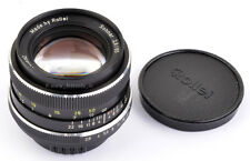 M42 Sonnar 2,8/85mm Rollei-HFT lens MADE IN WEST GERMANY! come nuovo condition a!