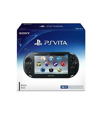 Sony PlayStation Vita WiFi PS Vita Slim Handheld Gaming Console PCH-2001 NEW