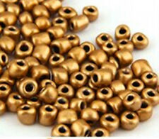 1000 pcs 2mm Czech Glass Seed Spacer beads Jewelry Making DIY 015