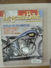 LEGEND BIKE N 147 - 2004 -- BSA - YAMAHA - SAROLEA - MOTO GINO BARTALI