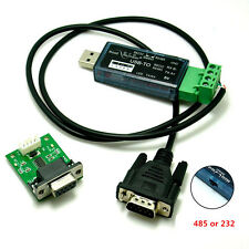 USB to 485/232 converter USB serial port to RS232 485 dual function serial port