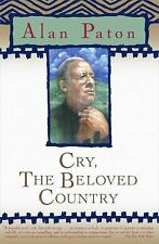 Cry, the Beloved Country by Alan Paton (2003, Paperback)