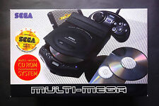MULTI MEGA Asian Version Sega Mega CD/Megadrive JAPAN Mint/Near.Mint C.I.B