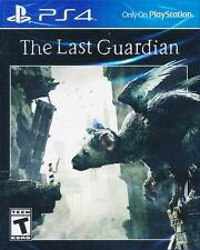The Last Guardian PS4 Game 2016 Brand New (US version) English/Português/Español