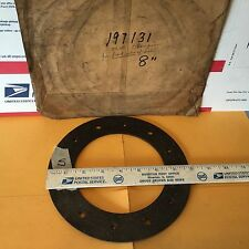 Studebaker, others, clutch plate lining.  197131.  8  inch.  Item:  2503