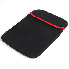 """10"""" Portable Soft Protect Black Cover Case Bag Pouch For 10 inch Tablet Laptop"""