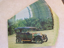 1909 PACKARD MODEL 18 TOURING CAR IDENTICAL POSTCARD LOT OF 25 UNUSED INVITES 2m