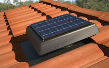 HandiLite SV200P thermostat 24/7 SOLAR POWERED ROOF VENT ventilation attic FAN