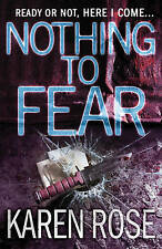 Nada que temer por Karen Rosa (tapa Dura, 2007)