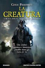 LA CREATURA - CHRIS PRIESTLEY - NEWTON - 2012 - M