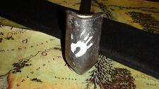 "15"" SIR WILLIAM W. URUK HAI PIPE & POUCH & LORD OF THE RINGS CARD HOBBIT GANDALF"