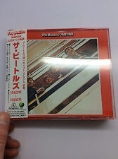 1962-1966 Red by The Beatles CD Mar-1998, Toshiba Emi Japan