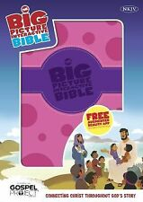 The Gospel Project: The NKJV Big Picture Interactive Bible, Purple/Pink