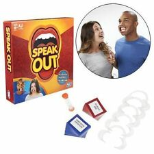 2016 Genuine Hasbro Brand New Speak Out Board Party Game  - IN STOCK NOW!