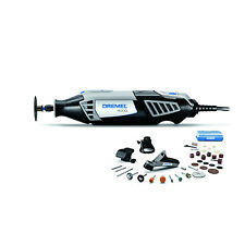 NEW! Dremel 4000-3-34 120-Volt Variable Speed High Performance Rotary Tool