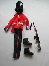 """Action Team  - Schildkröt-Hasbro  """" Grenadier Guards """" Soldaten der Welt"""