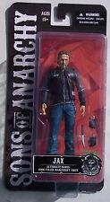 SONS OF ANARCHY. JAX TELLER ACTION FIGURE. CHARLIE HUNNAM. 6 INCHES NEW ON CARD