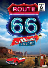 Route 66: The Ultimate Road Trip (DVD, 2015)