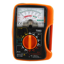 KTI 7003 Analogue Clamp Multimeter AC/DC Voltage AC Current Resistance Meter