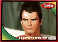 El capitán escarlata-tarjeta #9 espectro's Greatest activos Tarjetas inc. 2001