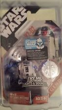 Star Wars Saga Legends R2-D2 Autographed by Kenny Baker With Certificate COA